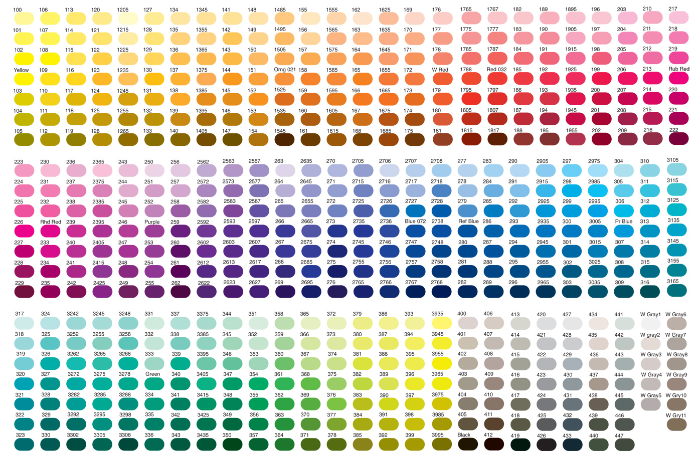 Zalanthan color charts which could all be easily made into numbered charts id be willing to do that geenschuldenfo Image collections