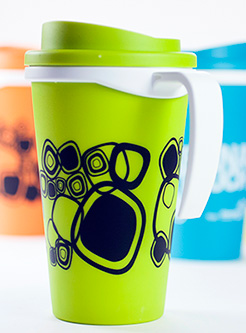 Cabana Touch Travel Mugs image
