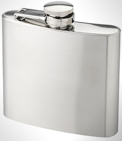 Tennessee 150 ml Hip Flask thumbnail