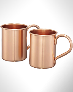 Moscow Mule 415 ml Mugs Gift Set thumbnail