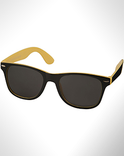 Sun Ray Sunglasses With Two Coloured Tones thumbnail