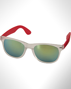Sun Ray Sunglasses With Mirrored Lenses thumbnail