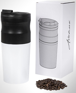 Brew All-In-One Portable Electric Coffee Maker thumbnail