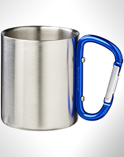 Alps 200 ml Vacuum Insulated Mug With Carabiner thumbnail