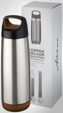 Valhalla 600Ml Copper Vacuum Insulated Sport Bottle thumbnail