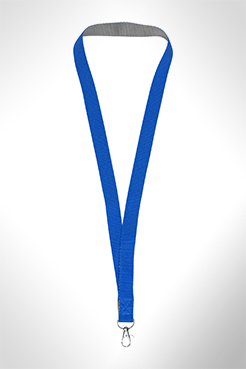 Aru Dual-Tone Lanyard With Hook & Loop Closure thumbnail