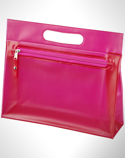 Paulo Transparent Pvc Toiletry Bag thumbnail