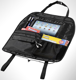 Milly Back Seat Organiser With Tablet Compartment thumbnail