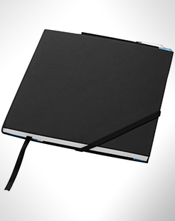 Delta Hard Cover Notebook thumbnail