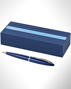 Carene Ballpoint Pen With Lacquered Barrel thumbnail