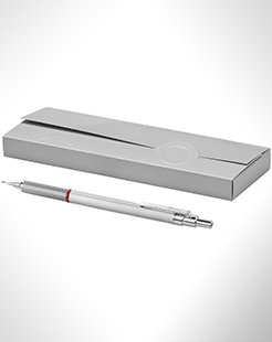 Rapid-Pro Mechanical Pencil With Knurled Grip thumbnail