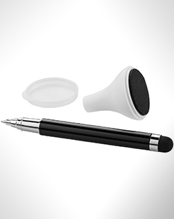 Sheanti Stylus Ballpoint Pen And Screen Cleaner thumbnail