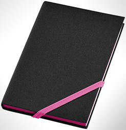 Travers Small Hard Cover Notebook thumbnail