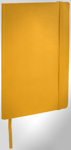 Classic A5 Soft Cover Notebook thumbnail