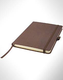 Wood-Look A5 Hard Cover Notebook thumbnail