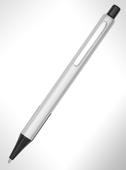 Milas Ballpoint Pen With Rubber Grips thumbnail
