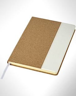 Corby A5 Cork Notebook thumbnail