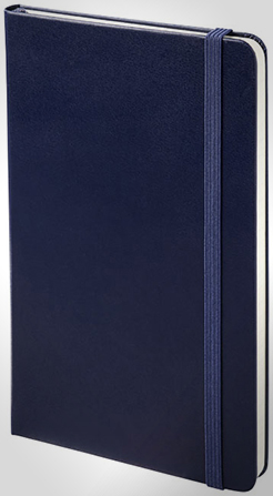 Classic M Hard Cover Notebook - Ruled thumbnail
