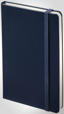 Classic Pk Hard Cover Notebook - Ruled thumbnail