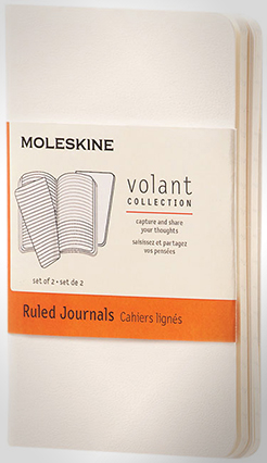 Volant Journal Xs - Ruled thumbnail