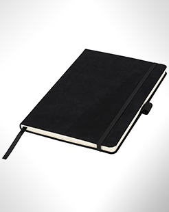 Carbony A5 Suede Notebook thumbnail