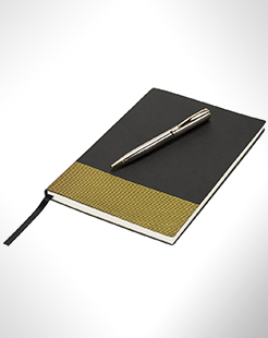 Midas Gift Set With Notebook And Pen thumbnail