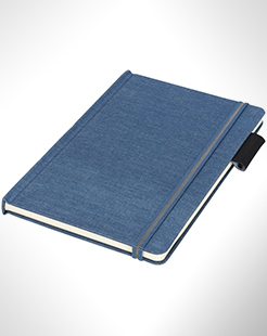 Jeans A5 Fabric Notebook thumbnail