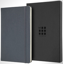 Classic L Leather Notebook - Ruled thumbnail