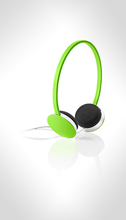 Rave Over Ear Headphones thumbnail