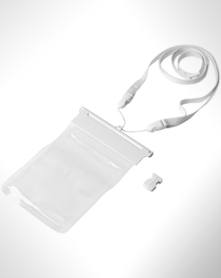 Splash Waterproof Touch-Screen Smartphone Pouch thumbnail