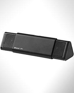 Sideswipe Portable Bluetooth And Nfc Speaker thumbnail
