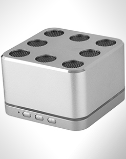 Morley Aluminium Bluetooth Speaker thumbnail