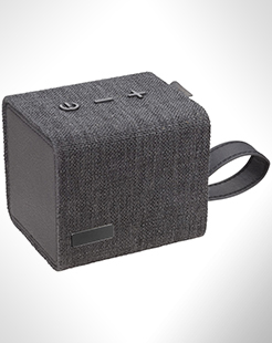Fortune Fabric Bluetooth Speaker thumbnail