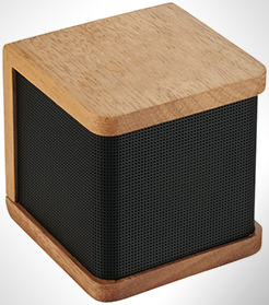 Seneca Wooden Bluetooth Speaker thumbnail