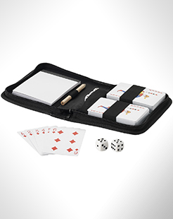 Tronx 2-Piece Playing Cards Set In Pouch thumbnail