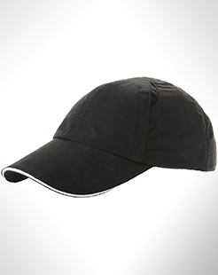 Alley 6 Panel Cool Fit Sandwich Cap thumbnail