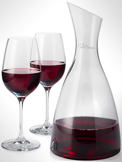 Prestige Decanter With 2 Wine Glasses thumbnail