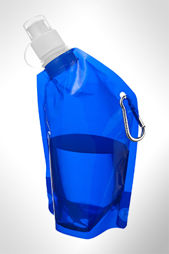 Cabo 375 ml Mini Water Bag With Carabiner thumbnail