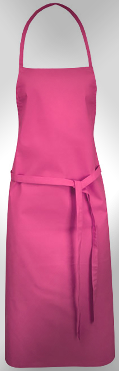 Reeva 100% Cotton Apron With Tie-Back Closure thumbnail