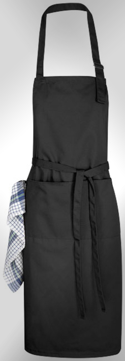 Zora Apron With Adjustable Adjustable Neck Strap thumbnail