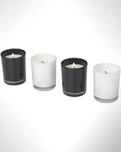 Hills 4-Piece Scented Candle Set thumbnail