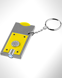 Allegro Led Keychain Light With Coin Holder thumbnail