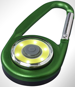 Eye Cob Light With Carabiner thumbnail
