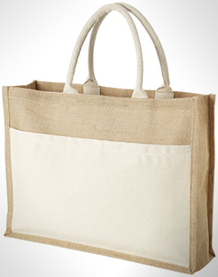 Mumbay Tote Bag Made From Jute thumbnail