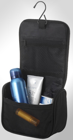 Suite Compact Toiletry Bag With Hook thumbnail