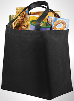 Maryville Non-Woven Shopping Tote Bag thumbnail