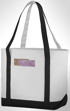 Heavy-Weight 610 G/M Cotton Tote Bag thumbnail