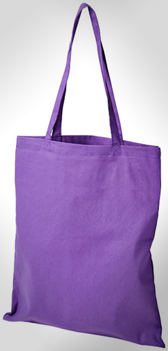 Madras 140 G/M Cotton Tote Bag thumbnail