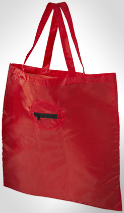 Take-Away Fodable Shopping Tote Bag thumbnail