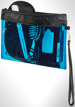 Sid Seethrough Travel Pouch thumbnail